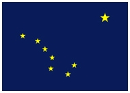 flat ak flag