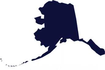 Alaska Map!
