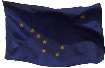 alaska flag!